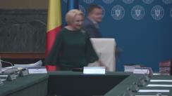 Ședința Guvernului României din 23 august 2018