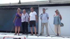 """Miting cu participarea Eurodeputaților în susținerea proiectelor Partidului """"ȘOR"""" și a lui Ilan ȘOR"""