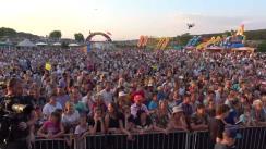 Continuarea Mega Concertului la Orhei cu ocazia Zilei Independenței Republicii Moldova