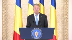 Primirea șefilor de misiuni și a consulilor generali cu prilejul Reuniunii Anuale a Diplomației Române de către Președintele României, Klaus Iohannis