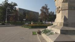 Membrii Partidului Liberal Democrat din Moldova depun flori la Monumentul lui Ștefan cel Mare și Sfânt cu ocazia Zilei Limbii Române