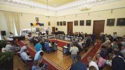 Ședința Consiliului Local Iași din 31 august 2018