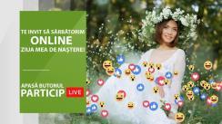Ziua de naștere a Galinei Tomaș în premieră Online în Moldova!