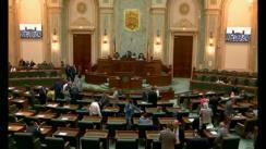 Ședința în plen a Senatului României din 3 septembrie 2018