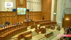 Ședința în plen a Camerei Deputatilor României din 3 septembrie 2018