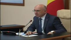 Ședința Guvernului Republicii Moldova din 5 septembrie 2018