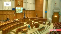 Ședința în plen a Camerei Deputatilor României din 5 septembrie 2018