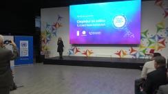 """Evenimentul """"Social GOOD Summit 2018: Chișinăul de mâine îl construim împreună"""""""