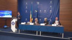 Briefing de presă susținut de ministrul delegat pentru Afaceri Europene, Victor Negrescu, pe tema procesului de pregătire pentru exercitarea Președinției României la Consiliul UE