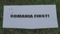 Ecologiștii (PER) Gazele sunt ale românilor, redevențe mai mari pentru deținătorii de perimetre petroliere. Acțiune simbolică
