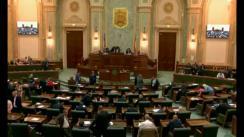 Ședința în plen a Senatului României din 11 septembrie 2018