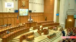 Ședința în plen a Camerei Deputaților României din 12 septembrie 2018