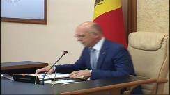 Ședința Guvernului Republicii Moldova din 12 septembrie 2018