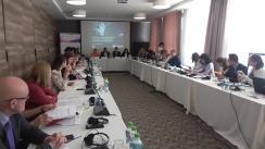 """Seminarul """"Legislația electorală din Republica Moldova, regulamentele și practicile partidelor politice din perspectiva incluziunii: constatări și provocări"""""""