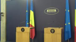 Declarație de presă susținută de Prim-ministrul României, Viorica Dăncilă, și comisarul european pentru Agricultură și Dezvoltare Rurală, Phil Hogan