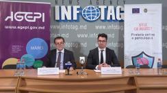 """Lansarea Campaniei naționale de informare """"Pirateria on-line este periculoasă"""""""
