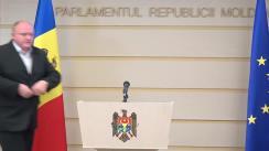 Declarațiile lui Vasile Bolea după ședința Comisiei juridice, numiri și imunități din 13 septembrie 2018