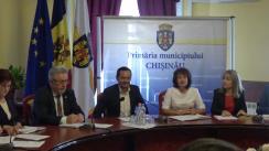 Ședința săptămânală a serviciilor primăriei Chișinău din 17 septembrie 2018