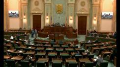 Ședința în plen a Senatului României din 17 septembrie 2018