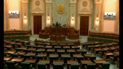Ședința în plen a Senatului României din 19 septembrie 2018