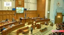 Ședința în plen a Camerei Deputaților României din 17 septembrie 2018