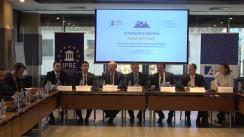Masa rotundă dedicată Provocărilor și Perspectivelor dialogului UE-Moldova cu privire la implementarea Acordului de Asociere