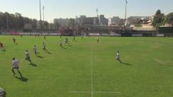Meciul de Rugby între CS Dinamo București - CS Universitatea Cluj. SuperLiga CEC BANK 2018-2019