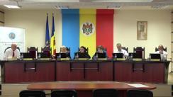 Ședința extraordinară a Comisiei Electorale Centrale din 19 septembrie 2018