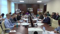 Consultări naționale pentru evaluarea progresului Republicii Moldova în implementarea Planului de acțiuni al Conferinței Internaționale pentru Populație și Dezvoltare