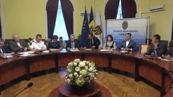 Ședința săptămânală a serviciilor primăriei Chișinău din 24 septembrie 2018