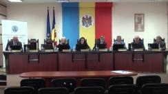 Ședința Comisiei Electorale Centrale din 25 septembrie 2018