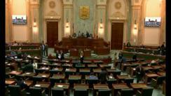 Ședința în plen a Senatului României din 24 septembrie 2018