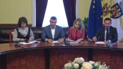 Declarații după ședința săptămânală a serviciilor primariei Chișinău din 24 septembrie 2018