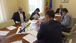 Ședința Comisiei cultură, educație, cercetare, tineret, sport și mass-media din 25 septembrie 2018