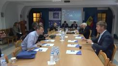 """Conferința organizată de IDIS Viitorul cu tema """"Energia ca Armă Politică: Cum poate schimba agenda politică deficitul de Securitate energetică"""""""