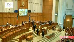 Ședința în plen a Camerei Deputaților României din 25 septembrie 2018
