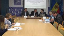 Prezentarea Raportului nr.1 de monitorizare a cauzelor penale și contravenționale în privința reprezentanților administrațiilor publice locale referitor la actele conexe corupției