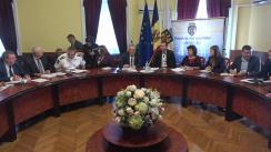 Ședința săptămânală a serviciilor primăriei Chișinău din 1 octombrie 2018