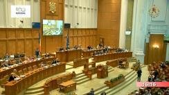 Ședința în plen a Camerei Deputaților României din 2 octombrie 2018