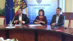 Declarații după ședința săptămânală a serviciilor primariei Chișinău din 1 octombrie 2018