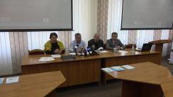 Conferință de presă organizată de Agenția Națională pentru Sănătate Publică privind importanța vaccinării, cadrul legal, calitatea și importul vaccinurilor