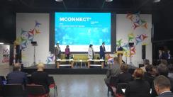 """Dialog public """"Schimbul de date – o necesitate devenită realitate"""", organizat de Guvernul Republicii Moldova și Agenția de Guvernare Electronică"""