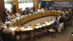 Ședinta ordinară a Consiliului Local Cluj-Napoca din 3 octombrie 2018