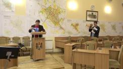 Ședința Consiliului Municipal Chișinău din 4 octombrie 2018