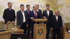Ședința Consiliului Municipal Chișinău din 5 octombrie 2018