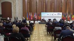 Ceremonia celebrării a 100 de ani de la fondarea Camerei de Comerț și Industrie din Chișinău și 25 de ani de la crearea Curții de Arbitraj Comercial Internațional de pe lângă CCI a Republicii Moldova