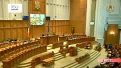 Ședința în plen a Camerei Deputaților României din 8 octombrie 2018