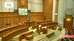 Ședința în plen a Camerei Deputaților României din 10 octombrie 2018