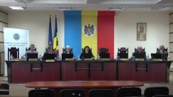 Ședința Comisiei Electorale Centrale din 9 octombrie 2018