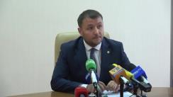 Briefing de presă susținut de Ministrul Agriculturii, Dezvoltării Regionale și Mediului, Nicolae Ciubuc, despre organizarea iarmaroacelor de toamnă